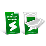 CBD SLEEP STRYP - 30 Pack